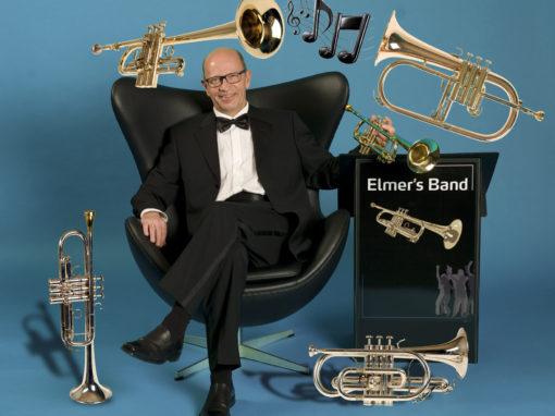 Keld Mortensen – Elmers Band