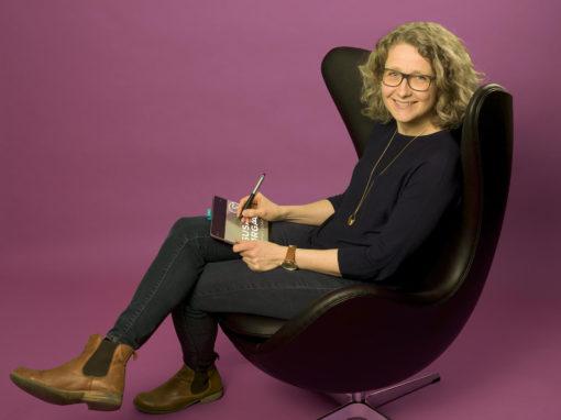 Grafisk designer/Visuel kommunikatør – Susanne