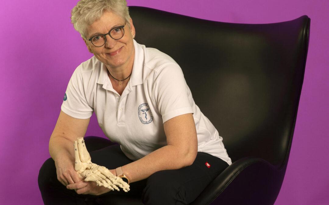 Karin Bornhøft – Klinik for Fodterapi Silkeborg