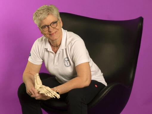 Klinik for Fodterapi Silkeborg – Karin