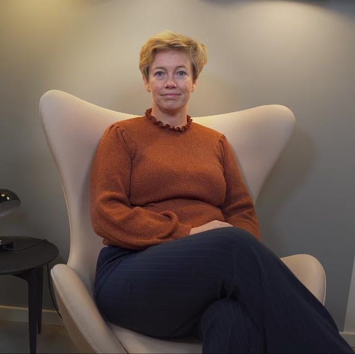 Annemette Lahrmann - Organisationskonsulenterne
