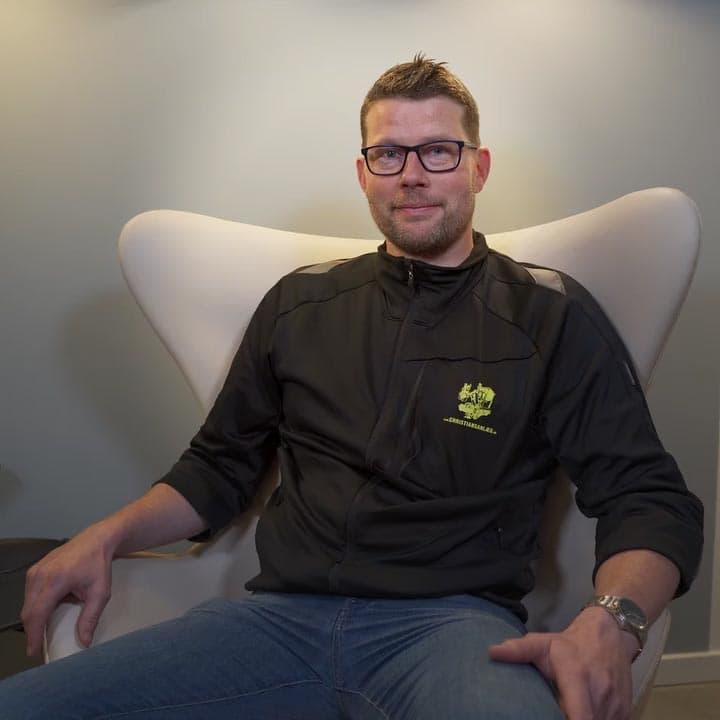 Christian Brendstrup - Christians Anlæg