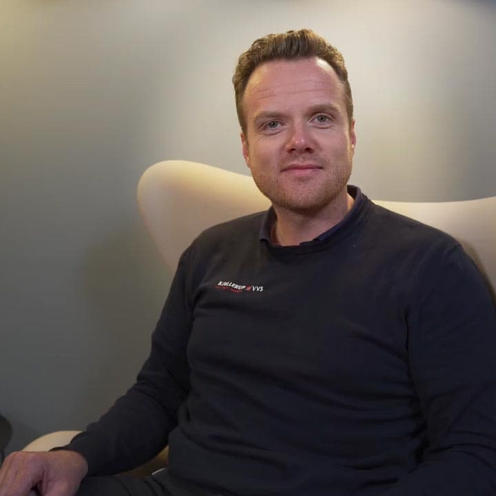 Dan Topp - Kjellerup VVS
