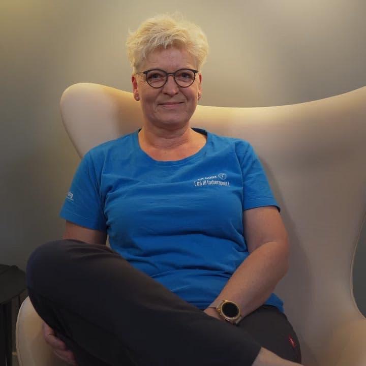 Karin Bornhøft - Klinik for fodterapi