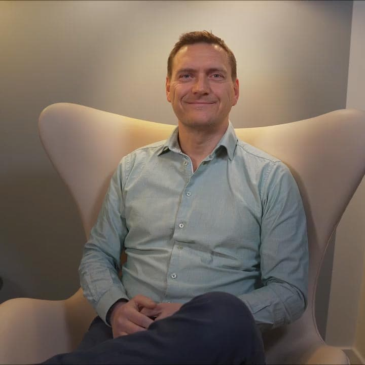 Thomas Mørch - Fysioterapeut