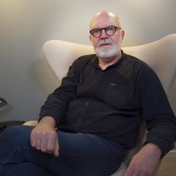 Peter Lundberg - Kunstner & Forfatter
