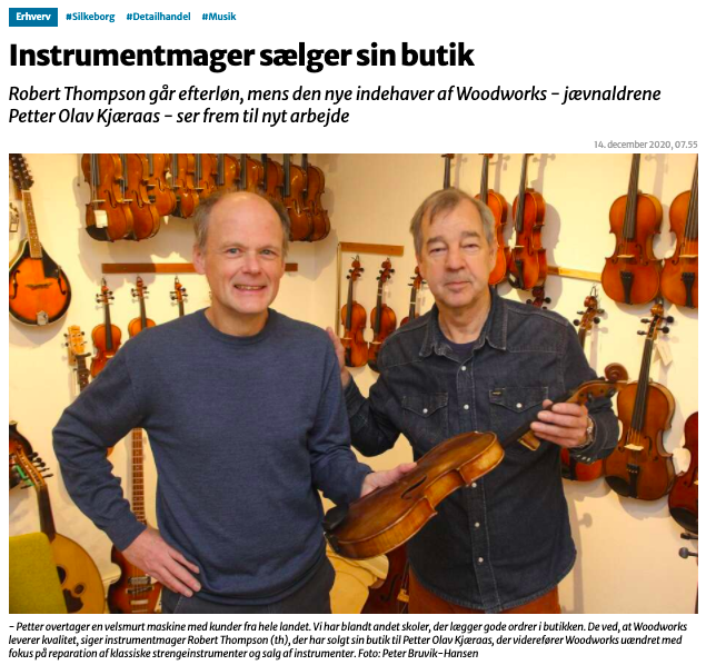 Vores norske musikmager