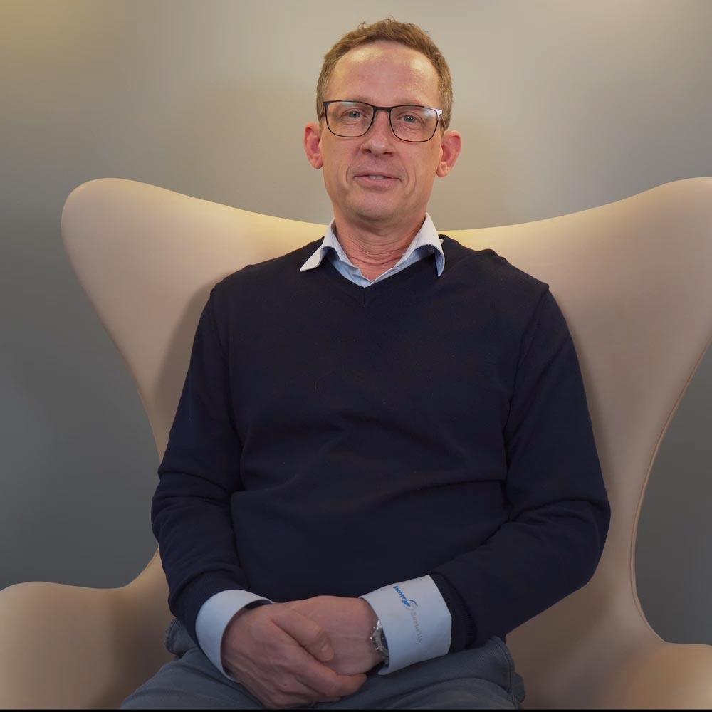 Kristian Johnsen - Secher Security